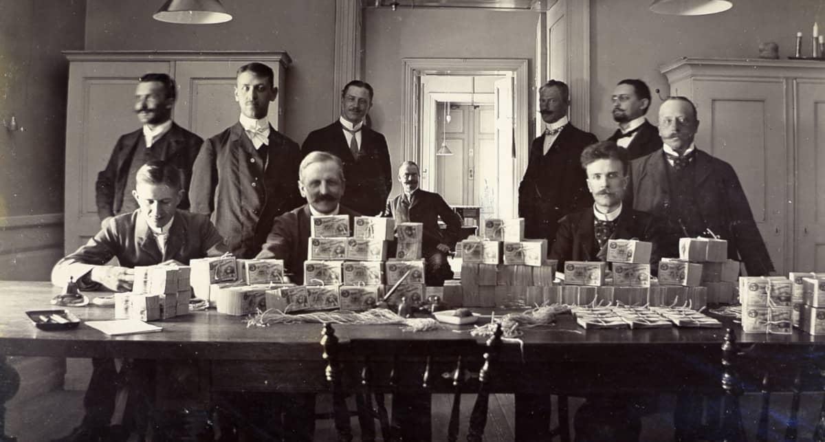 billigare lån Riksbanken 1904